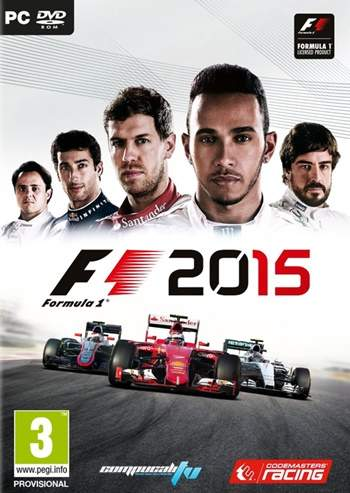 Formula 1 F1 2015 PC Full Español