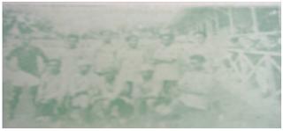 Foto do América F.C. em Belém (1920)