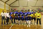 Tim Futsal SMK Wira Buana Peringkat 3 Regional Jakarta