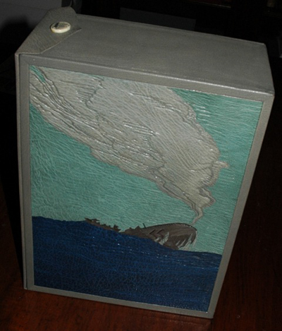 Amazing moby dick rockwell kent three volumes big