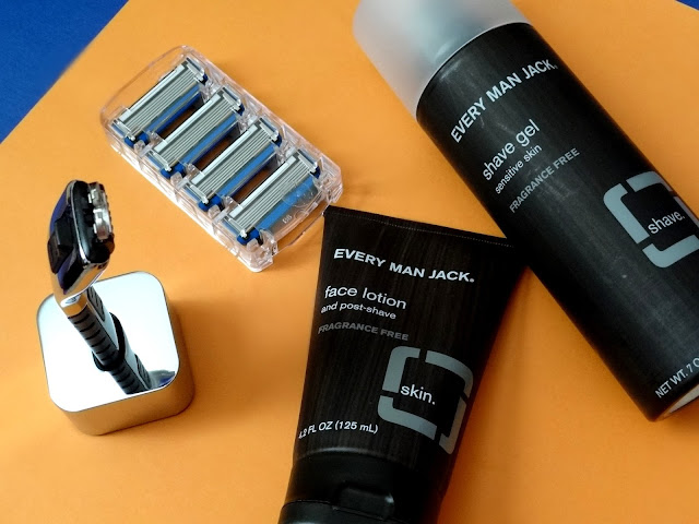Everyman Jack Essential Holiday Shave Kit