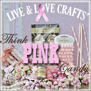 Live & Love Crafts Think Pink Candy 2014