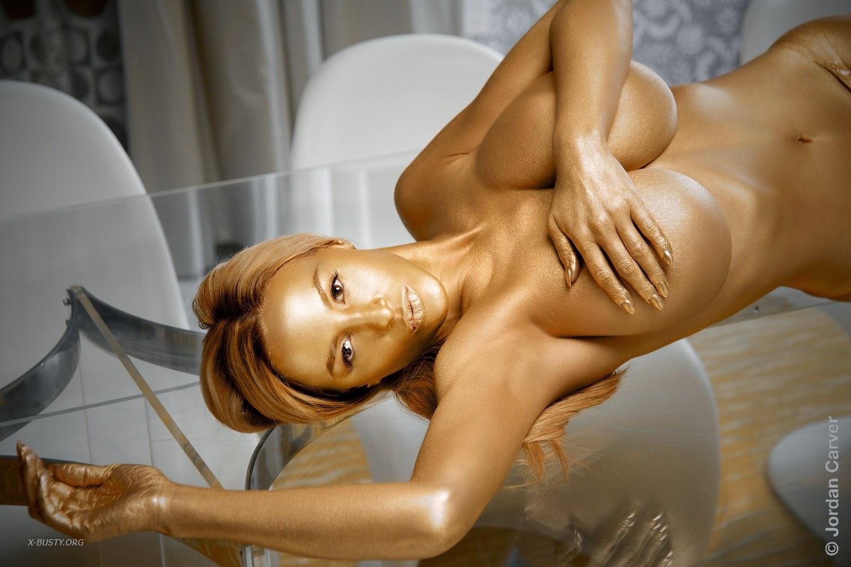 Jordan carver nude video