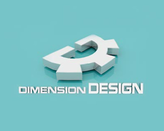 10. Dimension Design Logo