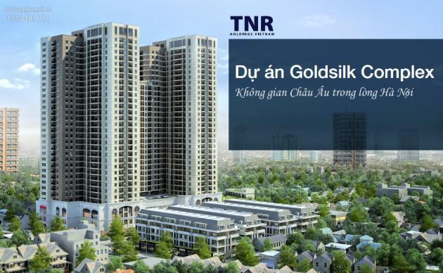 Dự án GoldSilk Complex Vạn phúc, Hà Đông