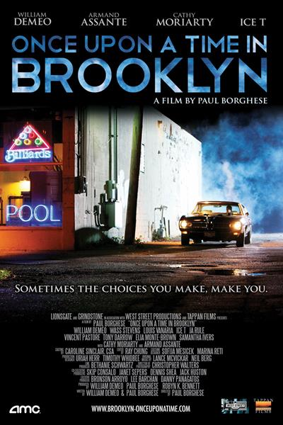 Once Upon a Time in Brooklyn 2013 DVDRip