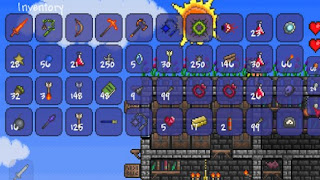 Basic Crafting Terraria Recipes