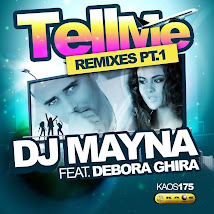 TELL Me - DJ MAYNA