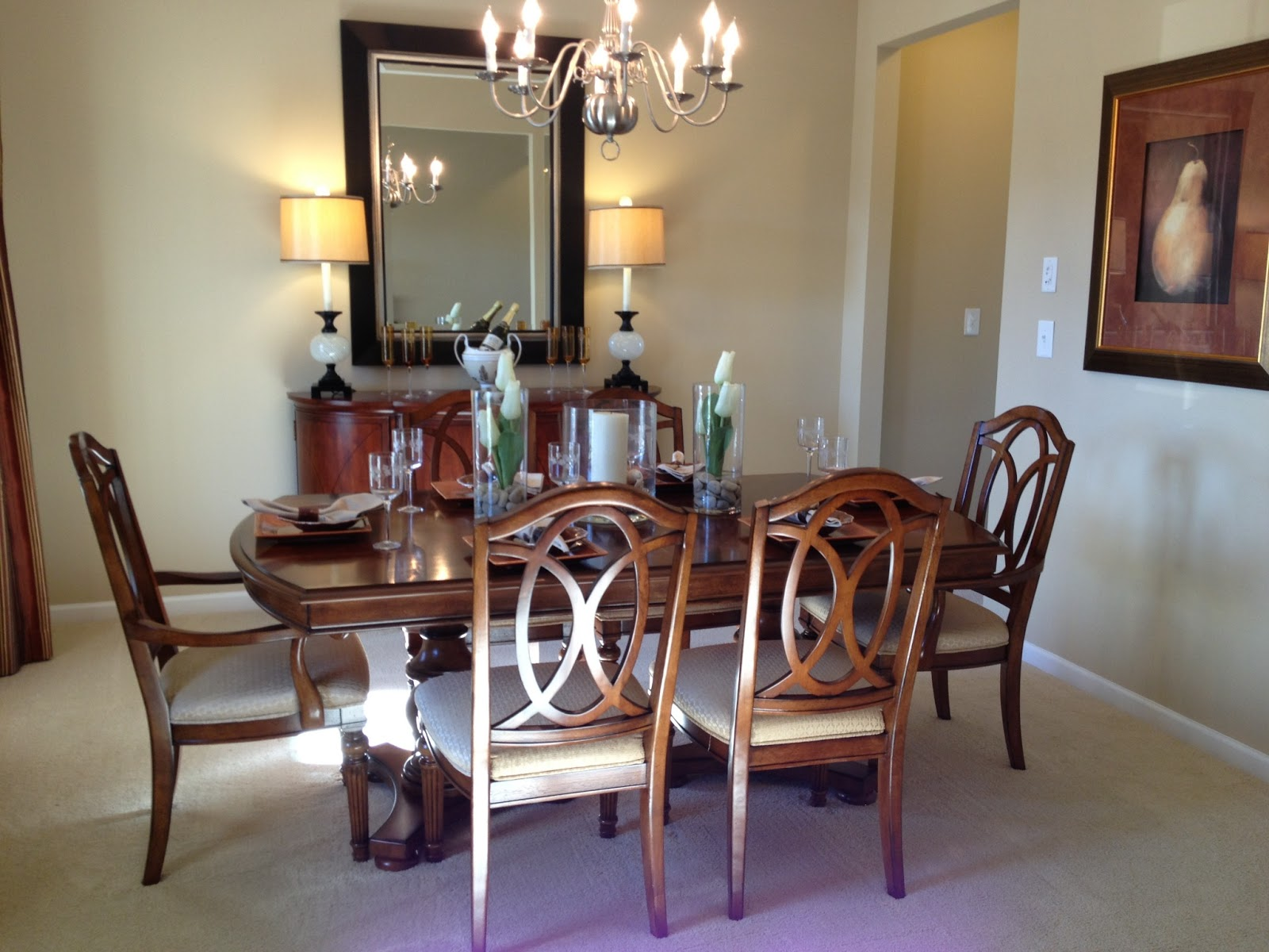 Building A Verona With Ryan Homes Model Home