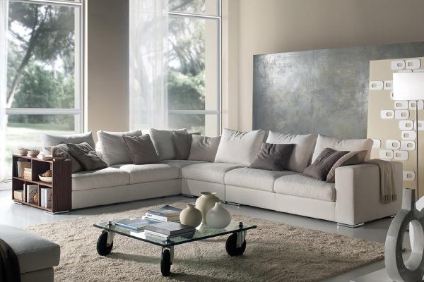Vama divani un prodotto fatto a mano e made in italy for Divano color tortora