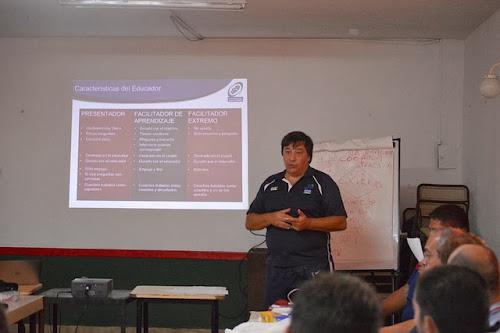 Eliseo Pérez, Gerente de Competencia y Desarrollo UAR