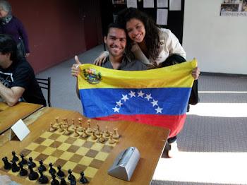 Nos visitaron de Maracay Venezuela