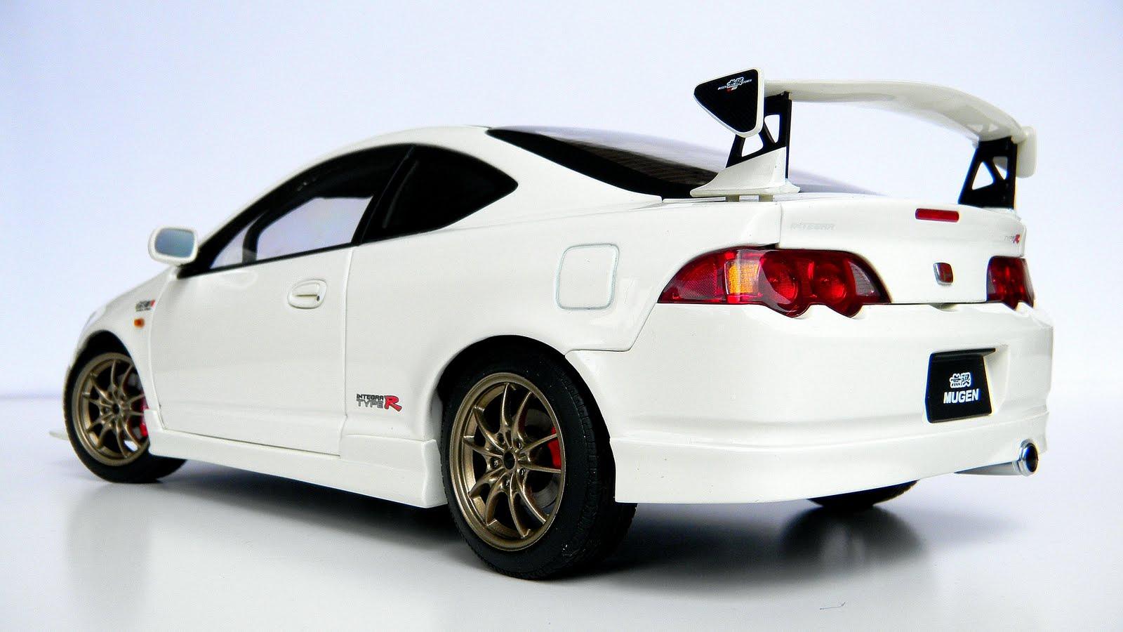 118 Models Honda Integra Type R Mugen