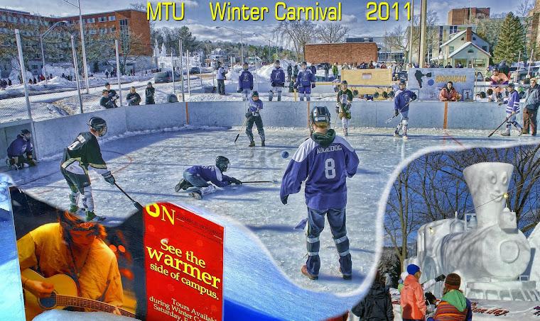 Michigan Tech Winter Carnival 2011