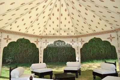 Specious Luxury Tent