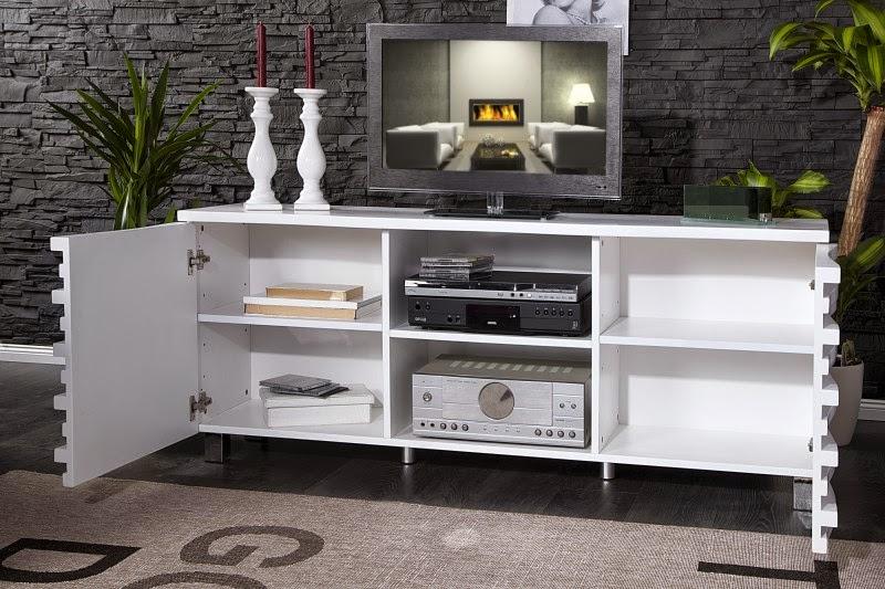 dizajnovy nabytok pod tv, stolik do modernej obyvacky