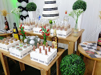 Decoração de festa Boteco Porto Alegre
