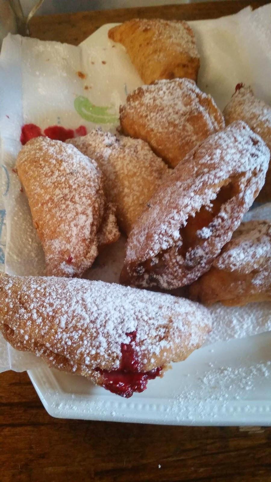 Coffee Mermaid's Adventures: Fried Fruit Pies