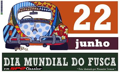 Dia Mundial do Fusca 2012