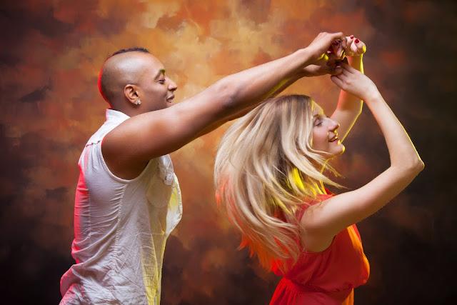 dançando balada