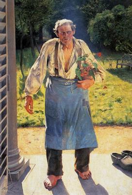 jardinier grand pied