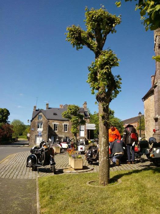 Virée des faubourgs Caen 2013