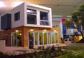Rumah Container