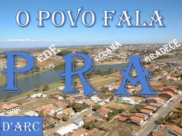 AS NOTÍCIAS DE  CATALÃO-PORTAL DARC-PRA