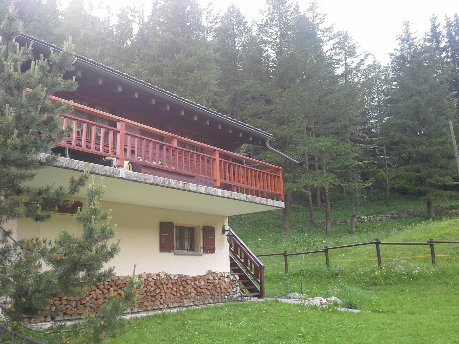 FM BOIS Barrière de balcon teintée