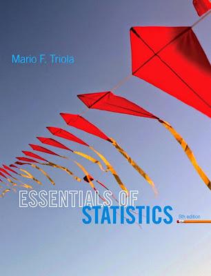 Essentials of Statistics (5th Edition) - Free Ebook Download