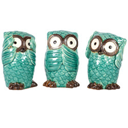 Give A Hoot About Your Loose Change See No Evil Speak