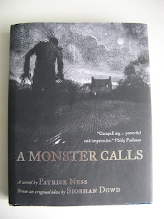 Siobhan Dowd and Patrick Ness A Monster Calls