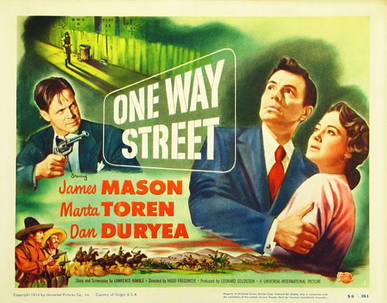 """One Way Street"" (1950)"