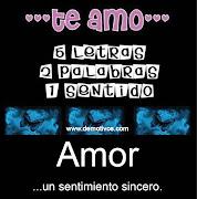 Categories: Amar Amor Mi Amor Mi Vida Te Amare Te Amo