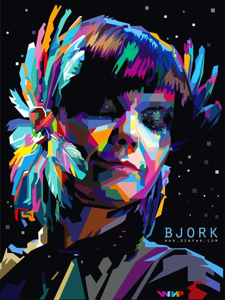 karyaku WPAP: Bjork