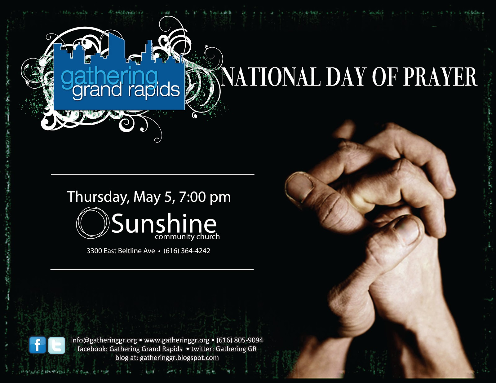 national day of prayer prayer guide