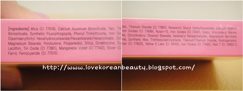 Love korean beauty review etude house dear my blooming eyes pk001 heart fluttering pink - Romanian traditional houses a heartfelt feeling of beauty ...