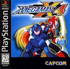 Mega Man X4 - PS1 - ISOs Download