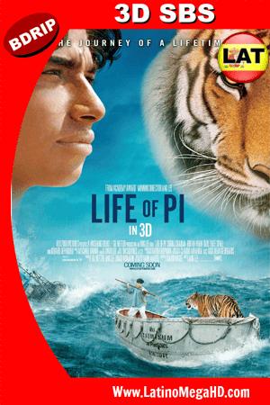 La Vida De Pi: Una Aventura Extraordinaria (2012) Latino HD 3D SBS BDRIP 1080p ()