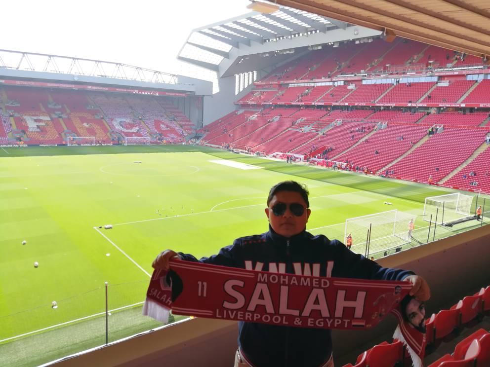 Liverpool, April 2018