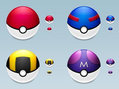Pokemon All Pokeballs Images   Pokemon Images Ultra Ball Sprite