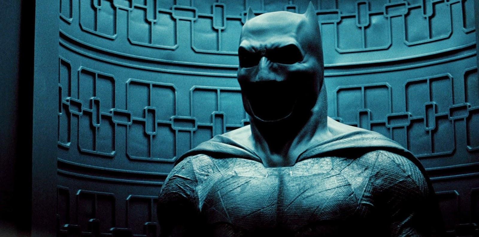 Veja imagens inéditas do Batmóvel e Uniforme de Ben Affleck em Batman vs Superman: A Origem da Justiça