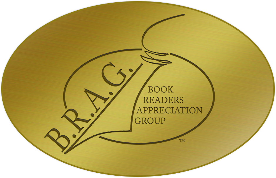 B.R.A.G. Medallion Awarded!