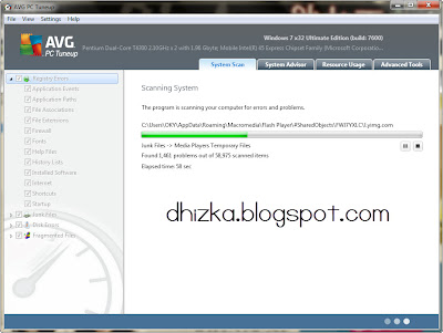 AVG PC TuneUp 2012 + Serial - Free Download Software ...