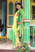 Anjali latest photos in green churidar-thumbnail-5