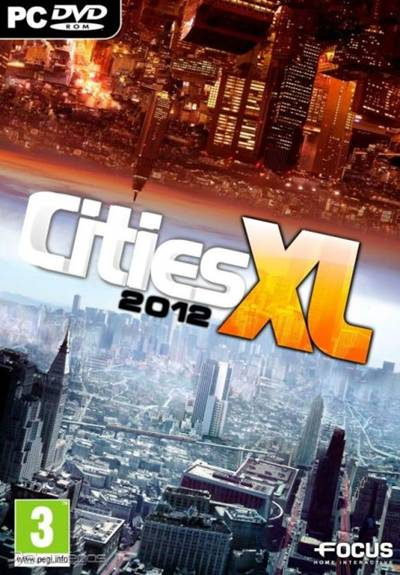 Cities XL 2012 [PC Game Full] Español Reloaded [ISO] Descargar DVD5