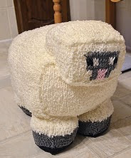 http://www.ravelry.com/patterns/library/minecraft-sheep
