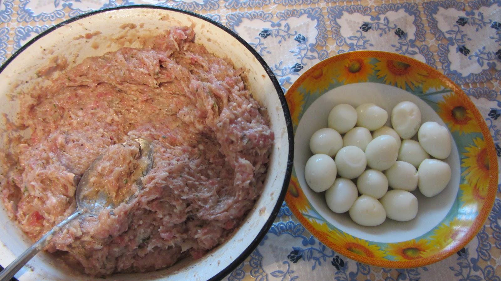 Рецепт мясных котлет 99