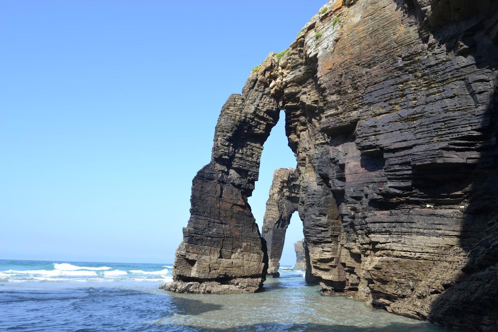 10. playa de las catedrales galicia