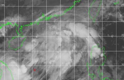 Vietnam, Taifunsaison, 2011, Satellitenbild Satellitenbilder, Verlauf, Vorhersage Forecast Prognose, September,
